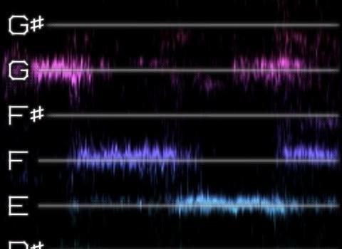 PitchLab Guitar Tuner Ekran Görüntüleri - 1