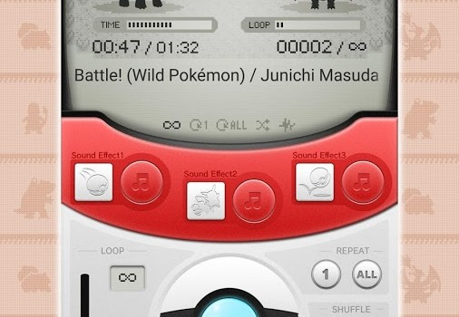 Pokemon Jukebox Ekran Görüntüleri - 3