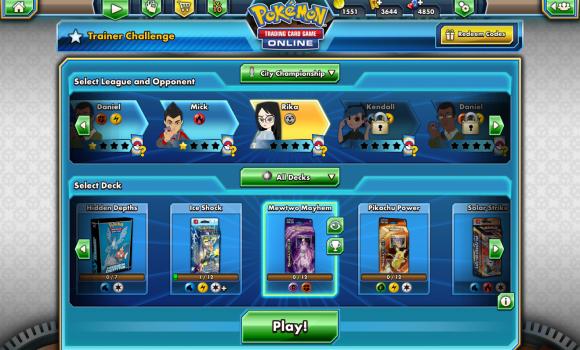Pokemon TCG Online Ekran Görüntüleri - 4