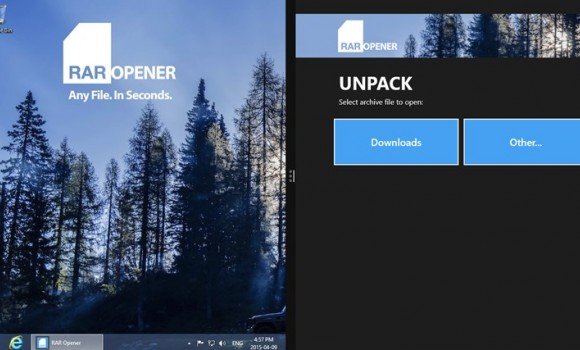 RAR Opener Ekran Görüntüleri - 3