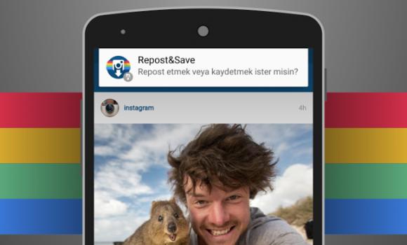 Repost & Save for Instagram Ekran Görüntüleri - 3