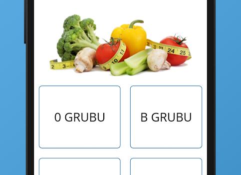 Sağlıklı Diyet Listesi Ekran Görüntüleri - 4