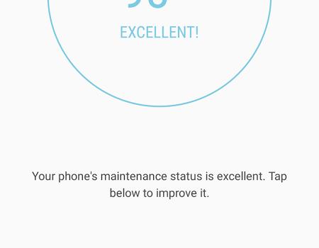 Samsung Device Maintenance Ekran Görüntüleri - 4