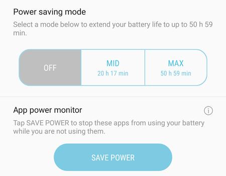 Samsung Device Maintenance Ekran Görüntüleri - 2