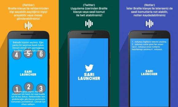 Sarı Launcher Ekran Görüntüleri - 4