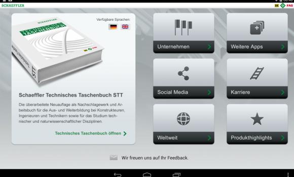 Schaeffler Technical Guide Ekran Görüntüleri - 1