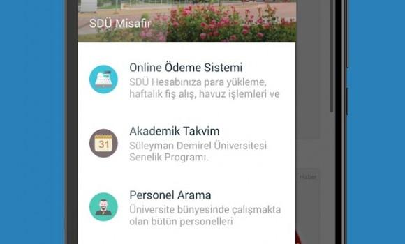 SDÜ Mobil Ekran Görüntüleri - 2