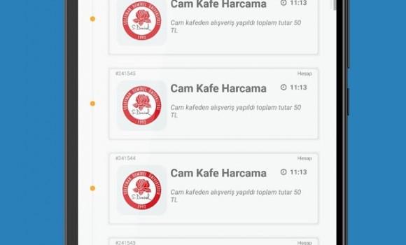SDÜ Mobil Ekran Görüntüleri - 1