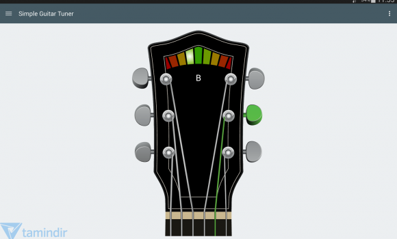 Simple Guitar Tuner Ekran Görüntüleri - 3