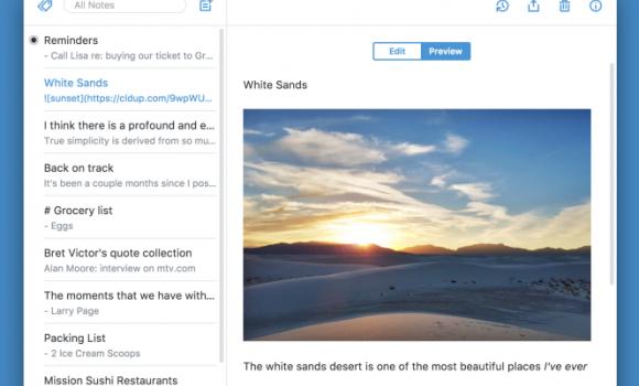 Simplenote Ekran Görüntüleri - 1