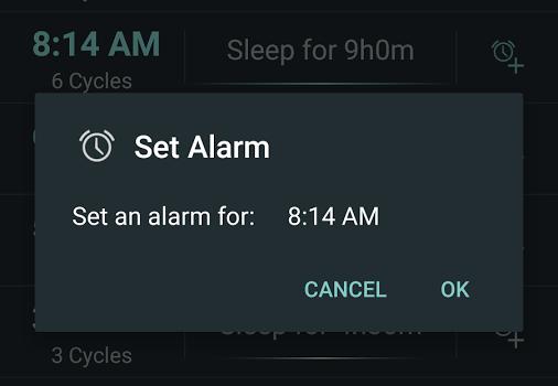 Sleep Calculator Ekran Görüntüleri - 2
