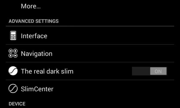 Slim ICS Ekran Görüntüleri - 5