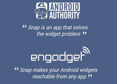 Snap Swipe Drawer Ekran Görüntüleri - 3