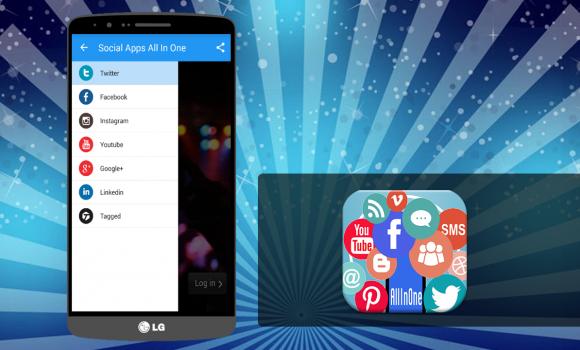 Social Apps All in One Ekran Görüntüleri - 4