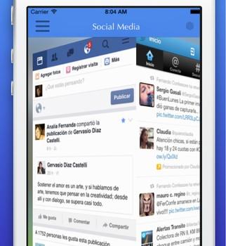 Social Media Ekran Görüntüleri - 1