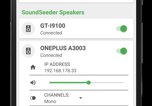 SoundSeeder Ekran Görüntüleri - 2