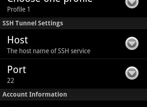 SSH Tunnel Ekran Görüntüleri - 3