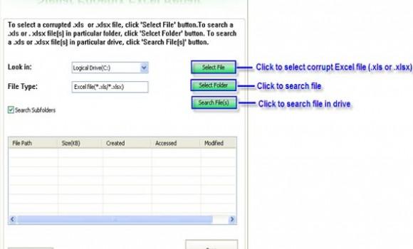 Stellar File Repair Ekran Görüntüleri - 2