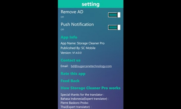 Storage Cleaner Pro Ekran Görüntüleri - 4