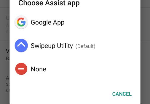 Swipeup Utility Ekran Görüntüleri - 1