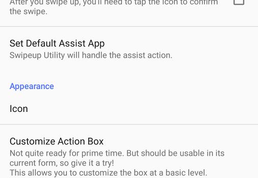 Swipeup Utility Ekran Görüntüleri - 3