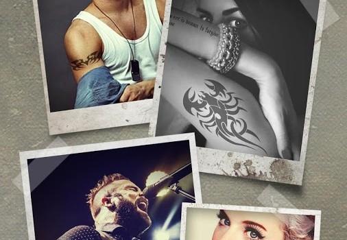 Tattoo Me Camera Ekran Görüntüleri - 1