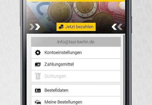 taxi.eu Ekran Görüntüleri - 5