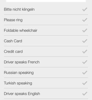 taxi.eu Ekran Görüntüleri - 3