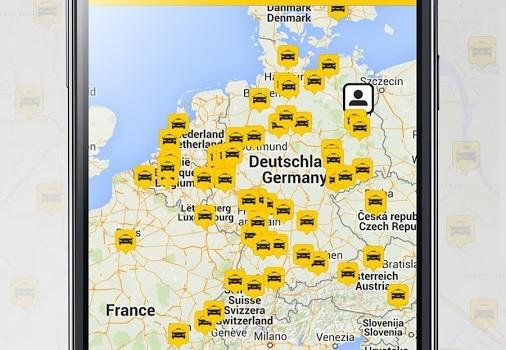 taxi.eu Ekran Görüntüleri - 2