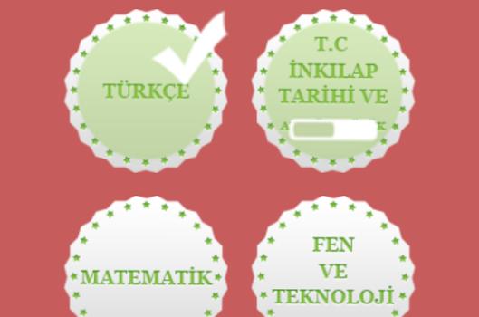 TEOG Ortak Sınav Denemeleri Ekran Görüntüleri - 4
