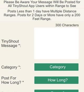 TinyShout Ekran Görüntüleri - 2