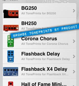 TonePrint Ekran Görüntüleri - 2