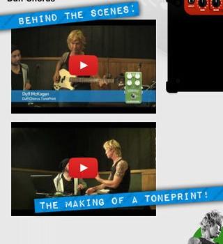 TonePrint Ekran Görüntüleri - 1