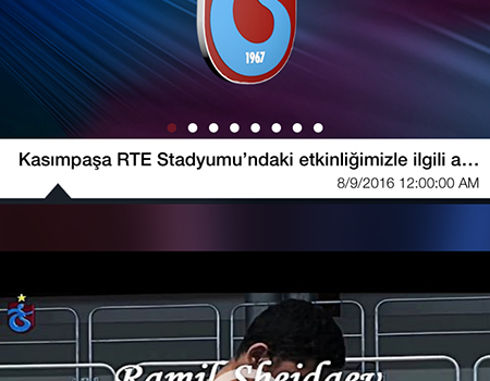 Trabzonspor Ekran Görüntüleri - 3
