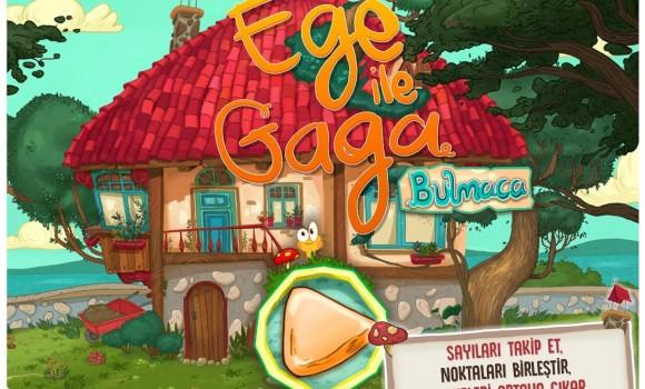 TRT Ege ile Gaga Bulmaca Ekran Görüntüleri - 1