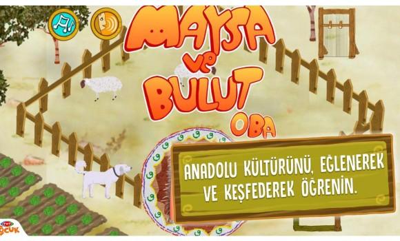 TRT Maysa ve Bulut Oba Ekran Görüntüleri - 4