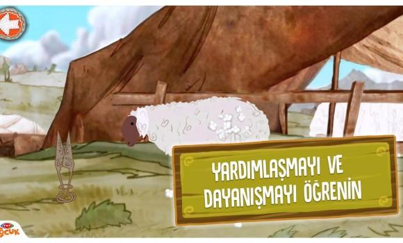 TRT Maysa ve Bulut Oba Ekran Görüntüleri - 1
