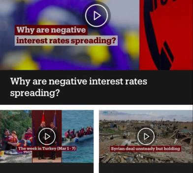 TRT World Ekran Görüntüleri - 5