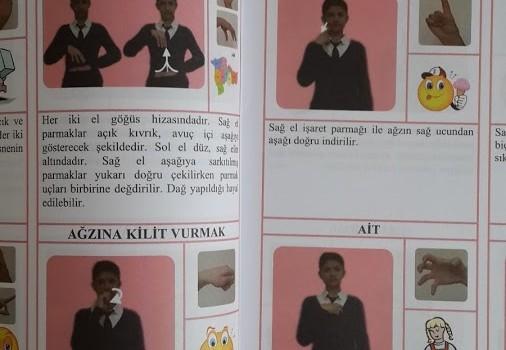 Türk İşaret Dili Sözlüğü Ekran Görüntüleri - 4