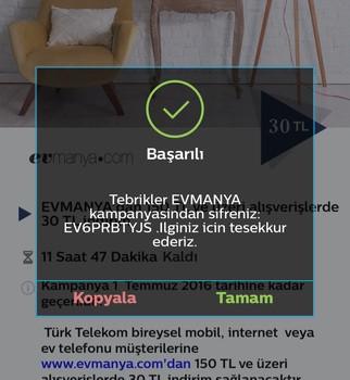 Türk Telekom Avantaj Ekran Görüntüleri - 2