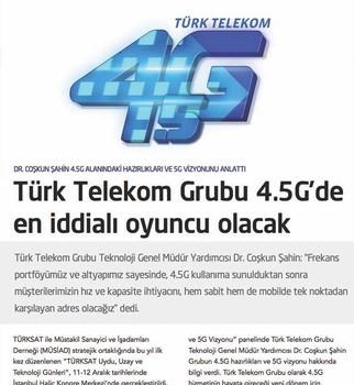 Türk Telekom Mobil Dergi Ekran Görüntüleri - 1