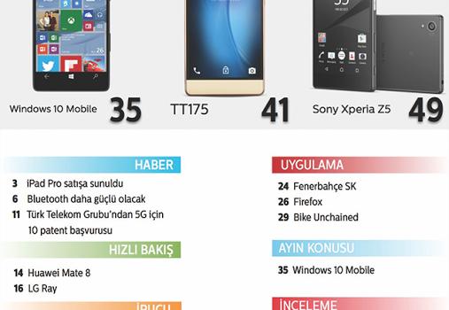 Türk Telekom Mobil Dergi Ekran Görüntüleri - 3