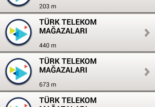 Türk Telekom NeNerede Ekran Görüntüleri - 3