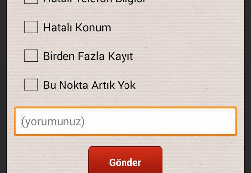 Türk Telekom NeNerede Ekran Görüntüleri - 1
