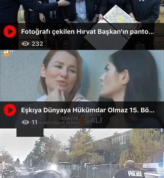 Videonuz Ekran Görüntüleri - 3