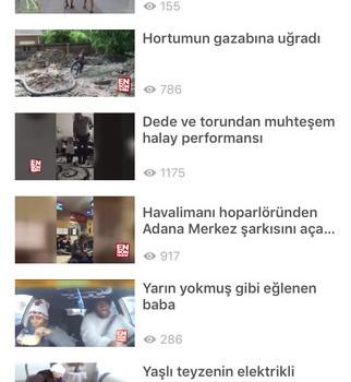 Videonuz Ekran Görüntüleri - 1