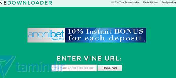 Vine Downloader Ekran Görüntüleri - 1