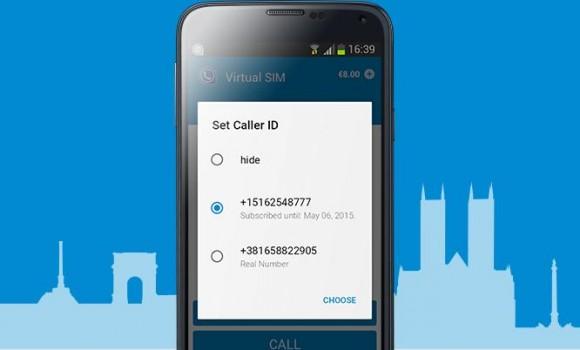 Virtual SIM Ekran Görüntüleri - 2