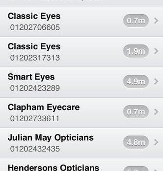 Vision Test Ekran Görüntüleri - 5