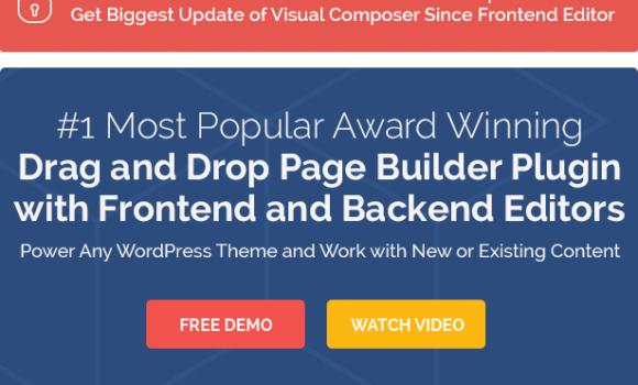 Visual Composer Ekran Görüntüleri - 1